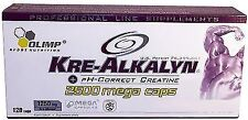 Olimp Nutrition Kre-alkalyn 2500 Mega Caps Buffered Creatine Monohydrate