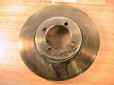"Dodge Colt Sedan Wagon Front Brake Disc 12""  1974-1979"