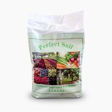 Perfect Soil All Purpose Sapropel Fertilizer 2 lbs Organic Plant Fertilizer