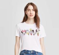 Juniors T-Shirts Disney Mickey Mouse Minnie Mouse Frozen Elsa Jurassic Park  NWT