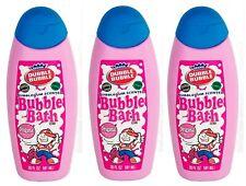 ( Lot 3 ) Dubble bubble bath Original Bubblegum Scented Paraben Free 20 oz=60 oz