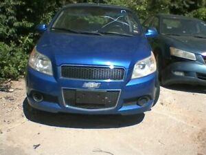 Rear Bumper Hatchback Fits 09-11 AVEO 658318