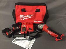 "New Milwaukee M18 18V Cordless 4-1/2"" Cut-Off Grinder Kit 2680-22"