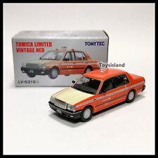Tomica Limited Vintage NEO LV-N219b TOYOTA CROWN SEDAN TAXI TOMYTEC 1/64