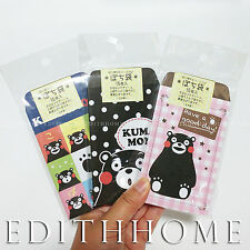 Japan Lucky Money Envelope / Red Packet  - Kumamon Black Bear, 45 Pc, Japan