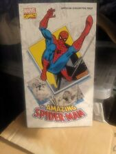 More details for marvel the amazing spider-man gold ingot complete collection