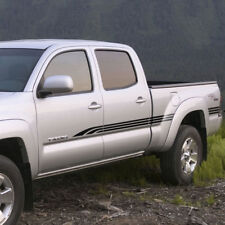 Toyota TACOMA 2005-2015 graphics side stripe decal model 3