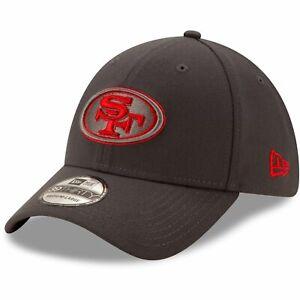 New Era 39Thirty Flexfit Cap - San Francisco 49ers charcoal
