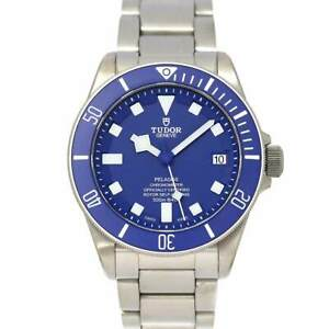 TUDOR Pelagos 25600TB Automatic Blue Dial Mens Watch 90136687
