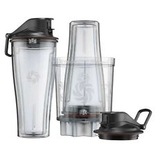 Vitamix Personal Cup & Adaptor, BPA-free Plastic, Personal Blender