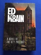 VESPERS - FIRST EDITION SIGNED BY ED MCBAIN