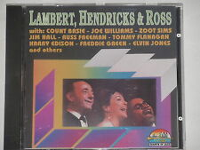 LAMBERT, HENDRICKS & ROSS - CD