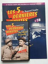 LES 5 DERNIERES MINUTES .. DVD N°14 + FASCICULE ... RAYMOND SOUPLEX