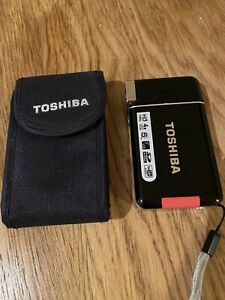 Toshiba Camileo S20 Pocket HD Camcorder