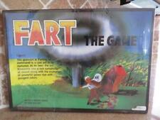 FART the Game NEW in Box ~~ SEALED~~ includes a whoopee cushion