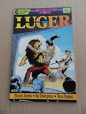 Luger 1 of 3.  Eclipse 1986 -  FN / VF