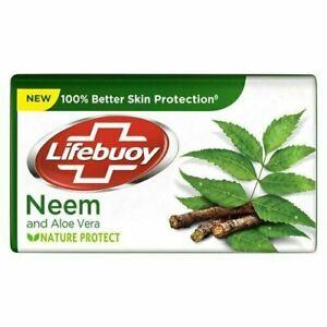12 x Lifebuoy Neem (Kohomba) and Aloe Vera  Soap 140g each
