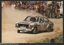 Ford Escort - Rothmans Rally Team