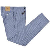 NEW MARCO PESCAROLO DRESS PANT FOR MEN WOOL EA 32 US 48 EU PJUS1237