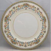 Aynsley, John Henley (Smooth,gold Trim,green Backstamp) Bread & Butter Plate