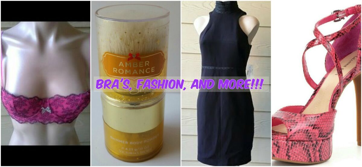 Bras-fashion and more