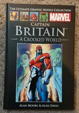 Marvel Ultimate Graphic Novel Collection V 3 #11 Captain Britain A Crooked World