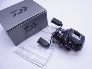 Daiwa Tatula 103SH-TW 7.3:1 Gear Right Handle Baitcasting Reel Very Good+ W/Box
