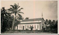 NOUVELLE CALEDONIE c. 1930 - Eglise - Ph. Ventrillon Nouméa - 4