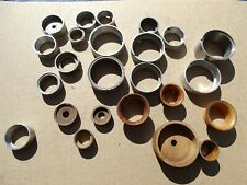 & Wood Assorted Sizes Big Lot New listing Watchmakers Tools Movement Rest Holders Aluminum