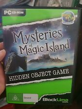 Mysteries of Magic Island  -  PC GAME - FREE POST