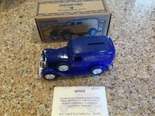 """ERTL - """"Case Knives #1 Cutlery"""" 1932 Ford Panel Truck, 1995 Die Cast  #F223"""
