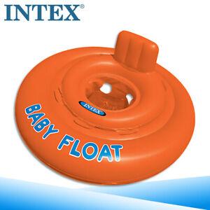 Intex Anneau Bébé Sécurité Float Matelas Gonflable Piscine Mer Baignade