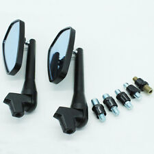 Universal Motorcycle Handlebar Rear View Side Mirror Rearview Mirrors