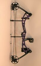 BEAR Apprentice 3 III Youth RH Compound Bow Purple 22DL 50#     4.3