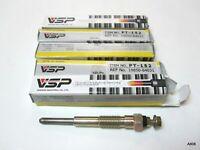 5 VSP Glow Plugs 19850-64031 PT-152 For Toyota Land Cruiser 1990 1HZ 1HDT