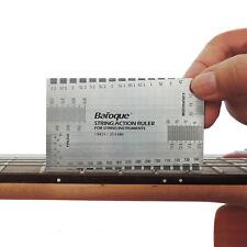 More details for string action ruler gauge measuring tool electric acoustic guitar fret rocker uk