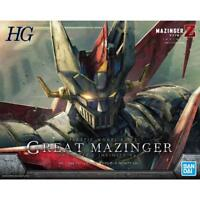 HG Great Mazinger (Mazinger Z INFINITY Ver.) 1/144 Plastic Model Kit Bandai ***