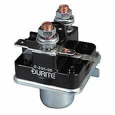 DURITE 0-335-00 Solenoid Starter replaces Lucas 76766 - 12V