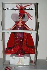 BOB MACKIE QUEEN OF HEARTS BARBIE DOLL, BOB MACKIE COLLECTION, 12046, 1994, NRFB