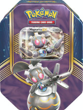 NEW Pokémon Trading Card Game Battle Heart Tin Magearna / Pikachu / Volcanion!