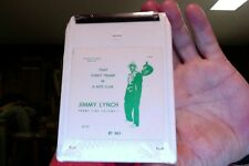 Jimmy Lynch- That Funky Tramp in a Nite Club- new/sealed 8 Track tape