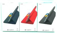 Logitech Hinge Flexible Wallet Folio Stand Case For Apple iPhone 6 Plus -6s Plus