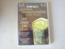 Super Juice Me ! Jason Vale    DVD New and Sealed P&P Free
