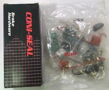 Drum Brake Hardware Kit Brougham Rear Coni-Seal BK7208 Fits 76-00 General Motors