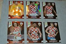 Lot of 6 #117 DARIJO SRNA 2014 Prizm World Cup Soccer REFRACTOR + 5 more CROATIA