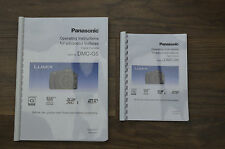 Panasonic Lumix DMC G5  User guide Instruction manual  ***PRINTED IN COLOUR***