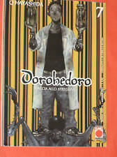 DOROHEDORO N°7 CACCIA ALLO STREGONE 1° EDIZIONE-PLANET MANGA+DISPONIBILI  2/16
