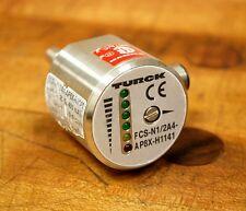 Turck FCS-N1/2A4-AP8X-H1141 Flow Sensor - FCSN1/2A4AP8XH1141
