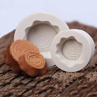3D Fairy Stump Silicone Fondant Cake Mold DIY Candy Chocolate Baking Tool MP