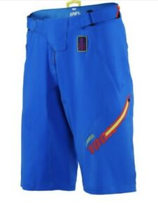 100% Airmatic Short Fast Times Mens Shorts Size 30 NWT 100 Percent Motocross New